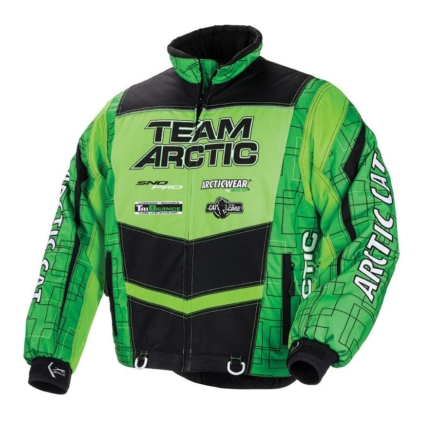 8712aa31 ARCTIC CAT TEAM ARCTIC Jacket