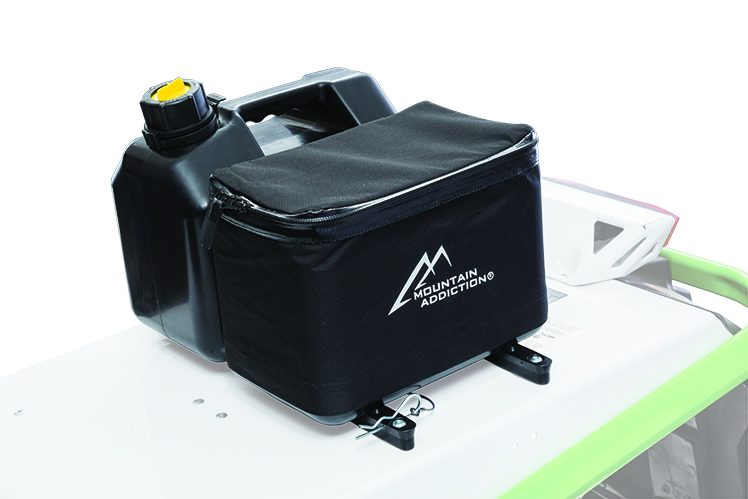 Arctic Cat Mountain Addiction Small Gear Bag Storage Pack TrackRack 7639-209