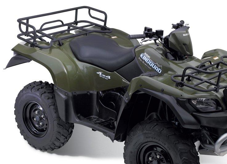 Suzuki Atv Rack Extensions