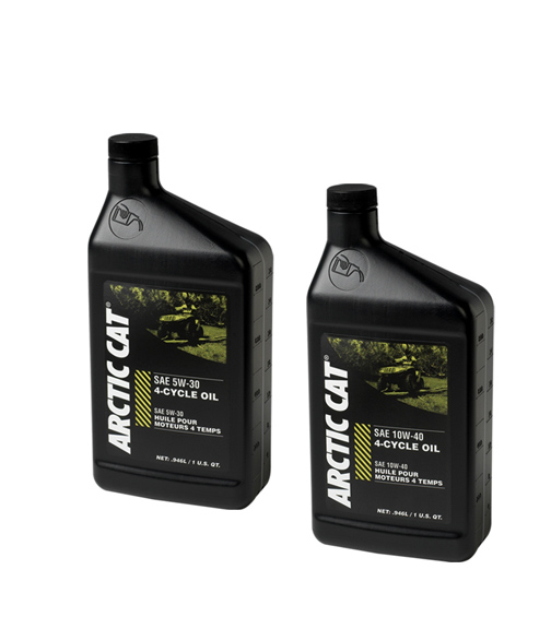 arctic cat atv engine oil