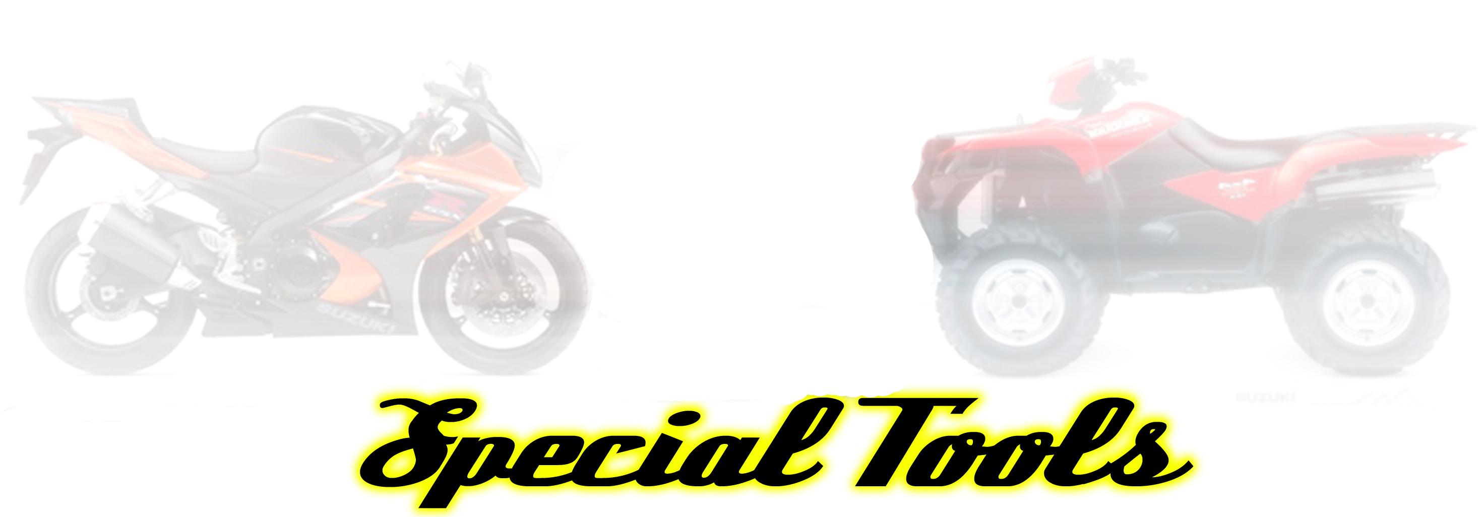 Suzuki Tools Catalog